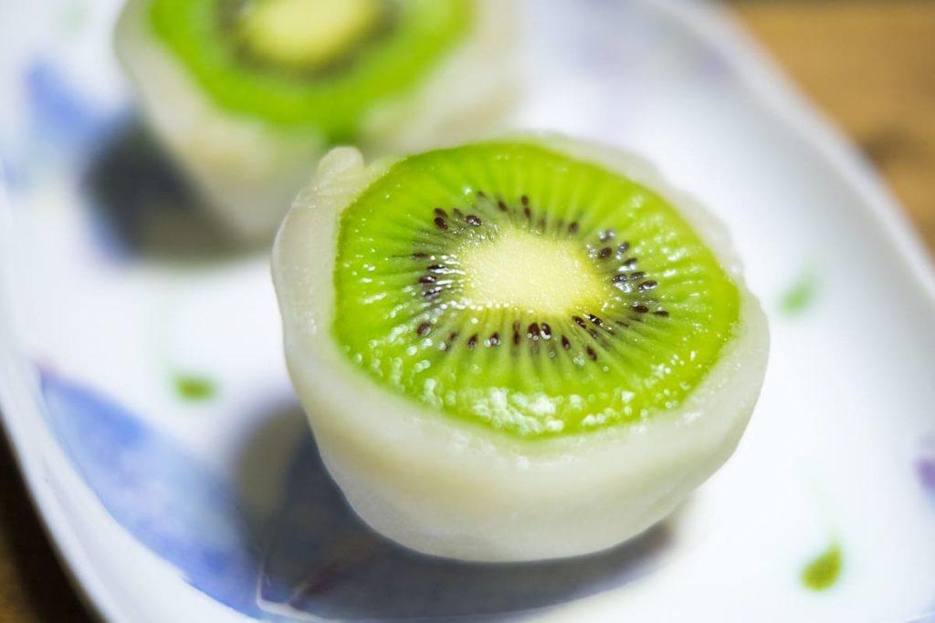 キウイ大福の美味しい作り方(手作り)!カロリーはどれくらい?