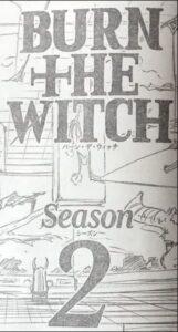BURN THE WITCH(バーンザウィッチ)2巻予告 画像
